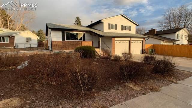 1475 Babcock Road, Colorado Springs, CO 80915 (#5764458) :: Venterra Real Estate LLC