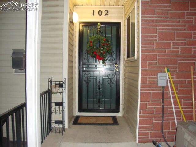2002 Legacy Ridge View #102, Colorado Springs, CO 80910 (#5777450) :: Venterra Real Estate LLC