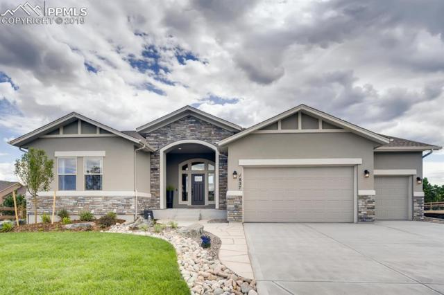 1857 Clayhouse Drive, Colorado Springs, CO 80921 (#5780404) :: The Kibler Group