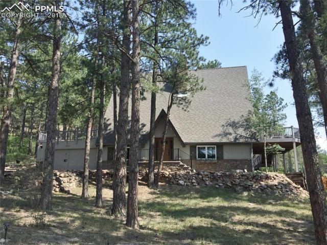 18704 Rockbrook Road, Palmer Lake, CO 80133 (#5783172) :: The Hunstiger Team