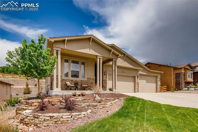 174 Kettle Valley Way, Monument, CO 80132 (#5789379) :: 8z Real Estate