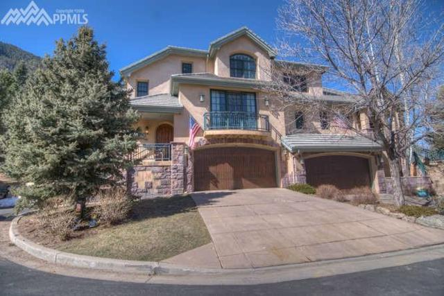 1285 Log Hollow Point, Colorado Springs, CO 80906 (#5795055) :: Action Team Realty