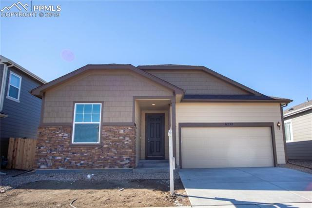 6332 Anders Ridge Lane, Colorado Springs, CO 80927 (#5803430) :: The Treasure Davis Team