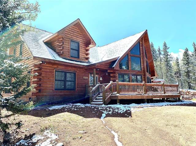 10842 S Highway 67, Cripple Creek, CO 80813 (#5821944) :: Tommy Daly Home Team
