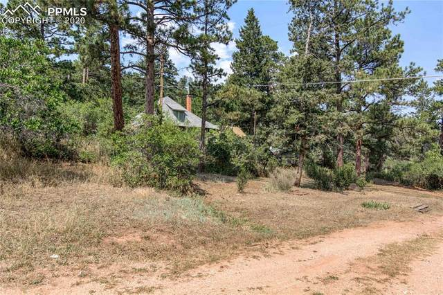 0 Bonita Avenue, Palmer Lake, CO 80133 (#5824259) :: 8z Real Estate