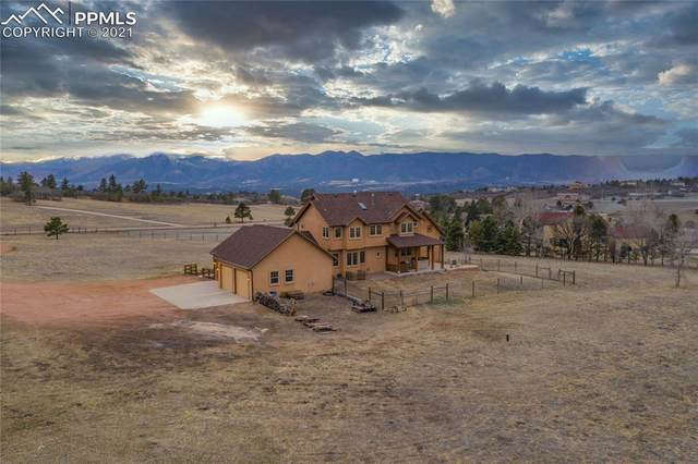 1820 Pleier Drive, Colorado Springs, CO 80921 (#5859066) :: HomeSmart