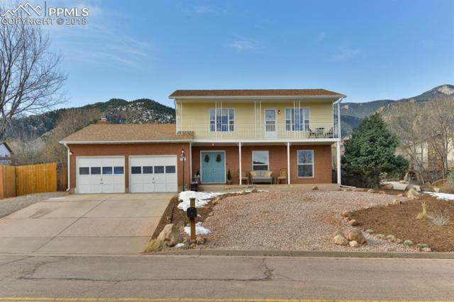 344 Sutherland Place, Manitou Springs, CO 80829 (#5877864) :: 8z Real Estate