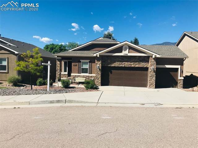 1306 Ethereal Circle, Colorado Springs, CO 80904 (#5893760) :: The Daniels Team