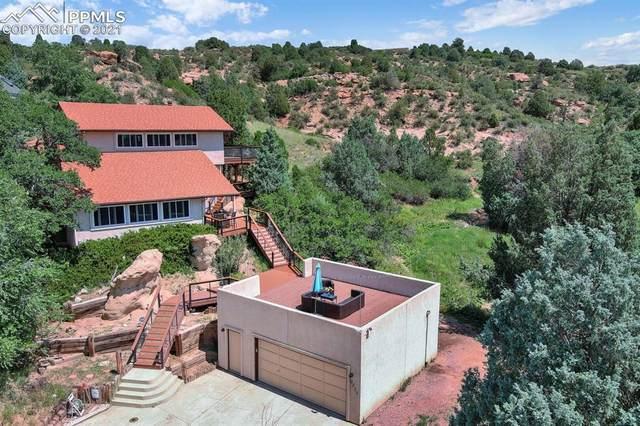 5535 Saddle Rock Place, Colorado Springs, CO 80918 (#5896755) :: Dream Big Home Team   Keller Williams
