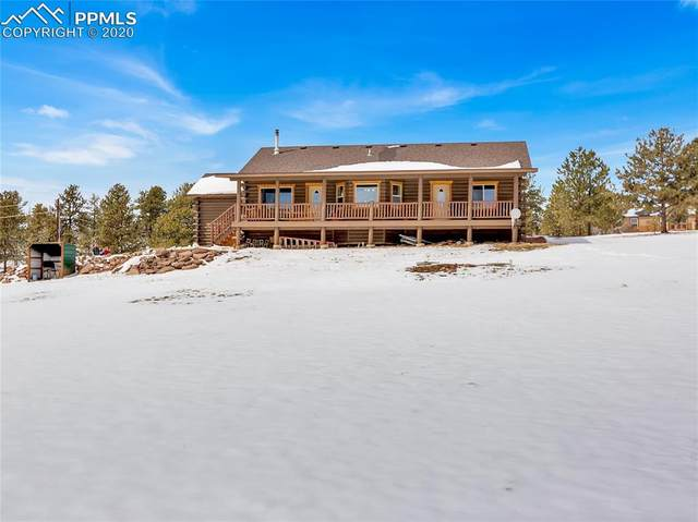 568 Irwin Drive, Florissant, CO 80816 (#5897208) :: Finch & Gable Real Estate Co.
