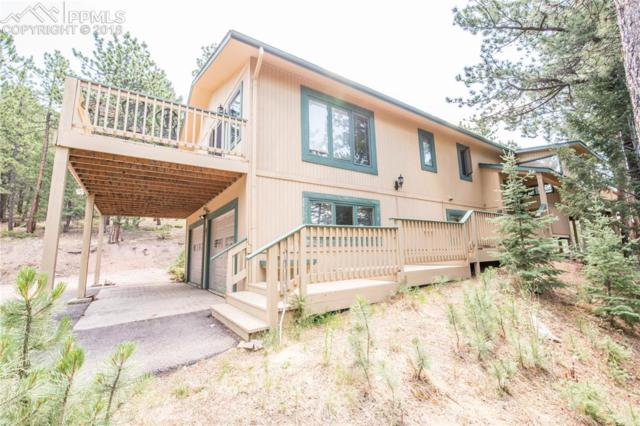 1150 Forest Hill Place, Woodland Park, CO 80863 (#5956495) :: Harling Real Estate