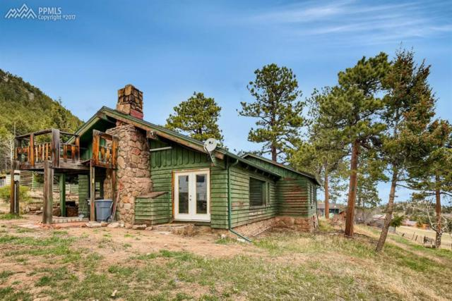 8537 Doubleheader Ranch Road, Morrison, CO 80465 (#5956719) :: 8z Real Estate