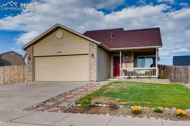 4717 Pathfinder Drive, Colorado Springs, CO 80911 (#5977284) :: The Kibler Group