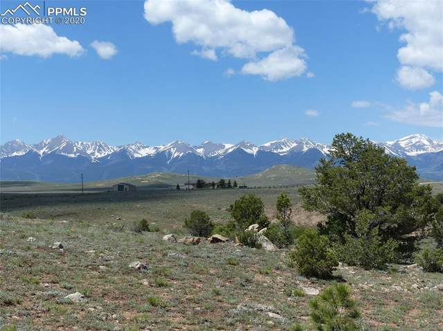 155 Hill Country Road, Westcliffe, CO 81252 (#5980391) :: Tommy Daly Home Team