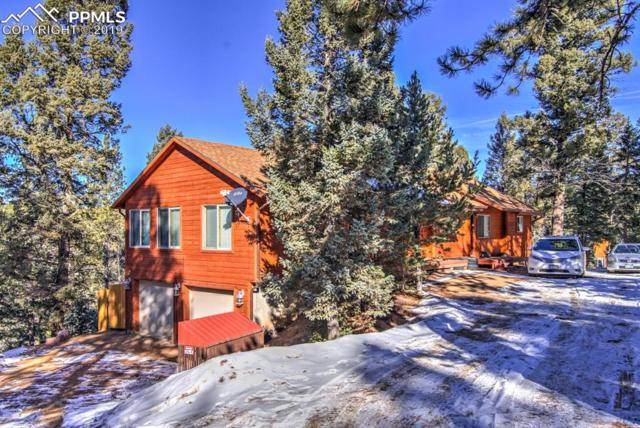 996 Cottonwood Lake Drive, Divide, CO 80814 (#5985235) :: CENTURY 21 Curbow Realty