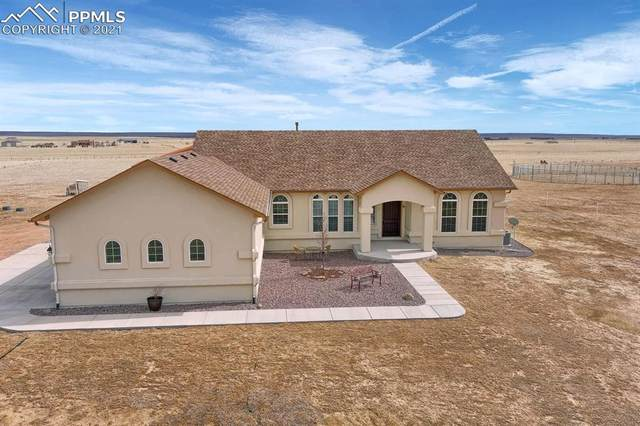 18311 Good Life View, Calhan, CO 80808 (#5992715) :: The Gold Medal Team with RE/MAX Properties, Inc
