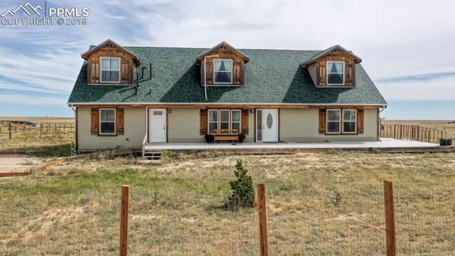 755 Edison Road, Yoder, CO 80864 (#5994977) :: The Peak Properties Group