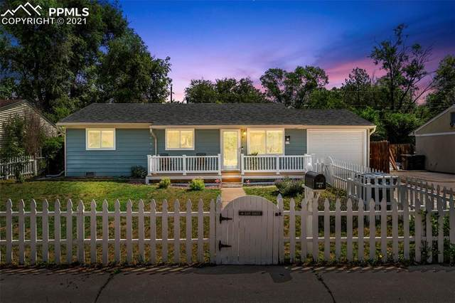 41 Easy Street, Colorado Springs, CO 80911 (#6007824) :: Action Team Realty