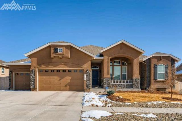 6761 Mustang Rim Drive, Colorado Springs, CO 80923 (#6017306) :: RE/MAX Advantage