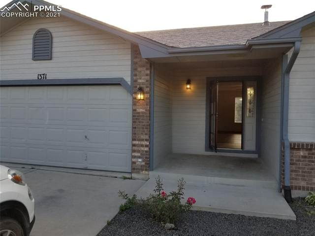1371 Roseville Drive, Colorado Springs, CO 80911 (#6032315) :: Tommy Daly Home Team