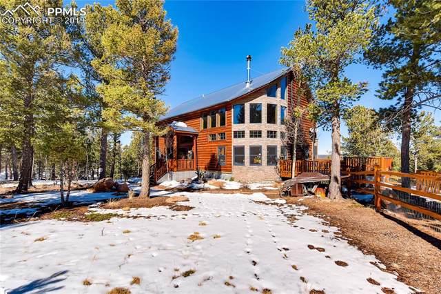 9 Arapahoe Trail, Woodland Park, CO 80863 (#6055760) :: 8z Real Estate