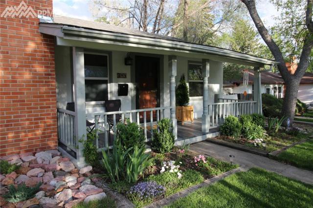 911 N Foote Avenue, Colorado Springs, CO 80909 (#6077695) :: RE/MAX Advantage
