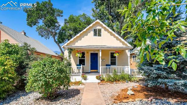 422 N Prospect Street, Colorado Springs, CO 80903 (#6106371) :: Venterra Real Estate LLC