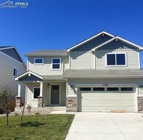 6987 Passing Sky Drive, Colorado Springs, CO 80911 (#6114120) :: The Kibler Group