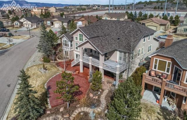 2319 Ledgewood Drive, Colorado Springs, CO 80921 (#6140048) :: RE/MAX Advantage