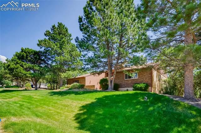 135 Rangely Drive, Colorado Springs, CO 80921 (#6149221) :: Dream Big Home Team | Keller Williams