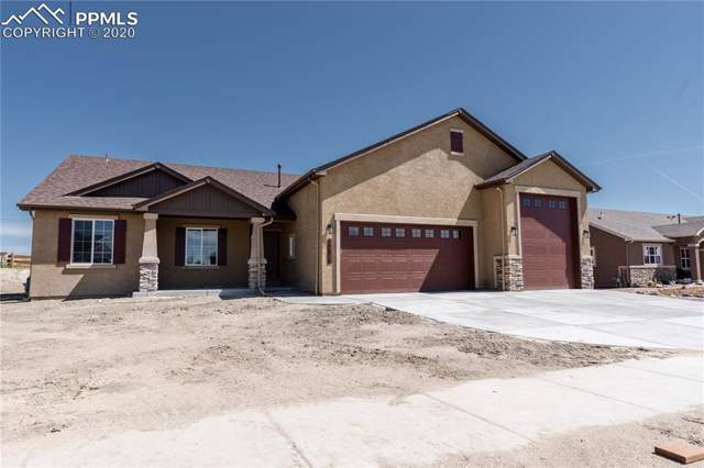 9996 Bracknell Place, Peyton, CO 80831 (#6154348) :: The Dixon Group