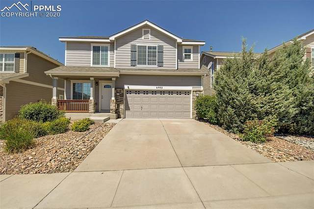 6993 Harrier Drive, Colorado Springs, CO 80922 (#6165063) :: Tommy Daly Home Team