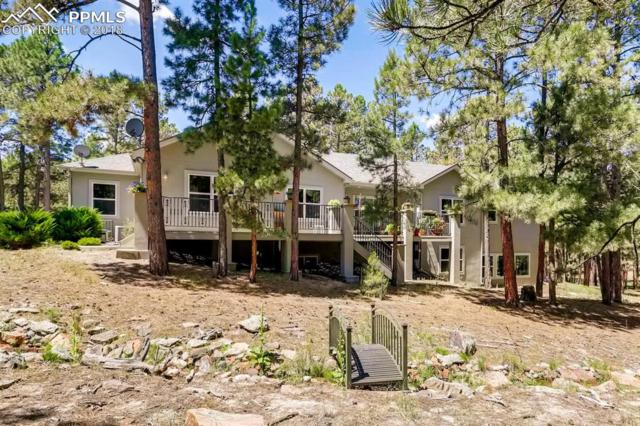 11338 Timbers Circle, Kiowa, CO 80117 (#6171783) :: Colorado Home Finder Realty