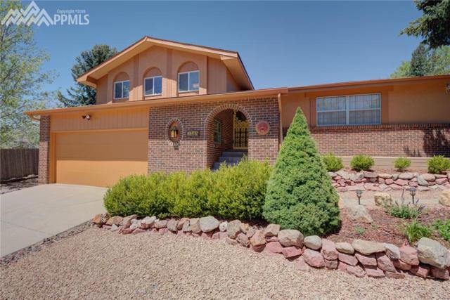 2718 Penacho Circle, Colorado Springs, CO 80917 (#6176258) :: The Peak Properties Group