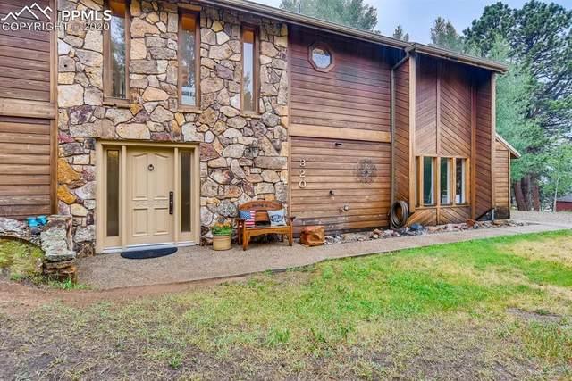 320 Morning Sun Drive, Woodland Park, CO 80863 (#6198430) :: 8z Real Estate
