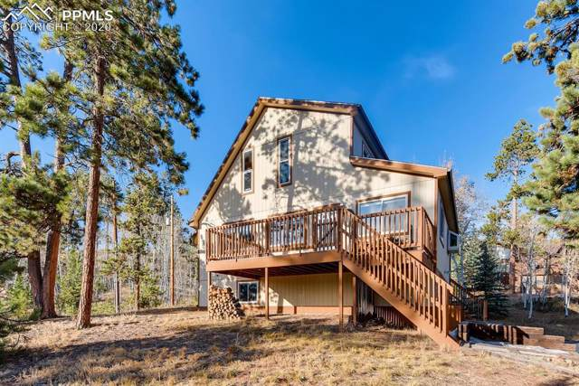2520 Sunnywood Avenue, Woodland Park, CO 80863 (#6218221) :: Tommy Daly Home Team