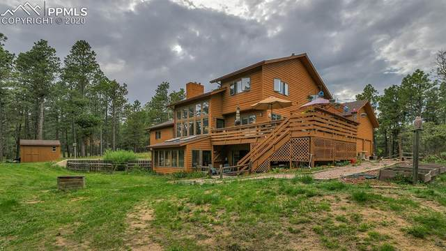 8405 Wranglers Terrace, Colorado Springs, CO 80908 (#6235889) :: Tommy Daly Home Team