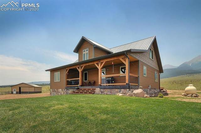 1280 Dry Creek Drive, Westcliffe, CO 81252 (#6245986) :: Tommy Daly Home Team