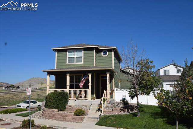 2220 St Claire Drive, Colorado Springs, CO 80910 (#6275449) :: Action Team Realty