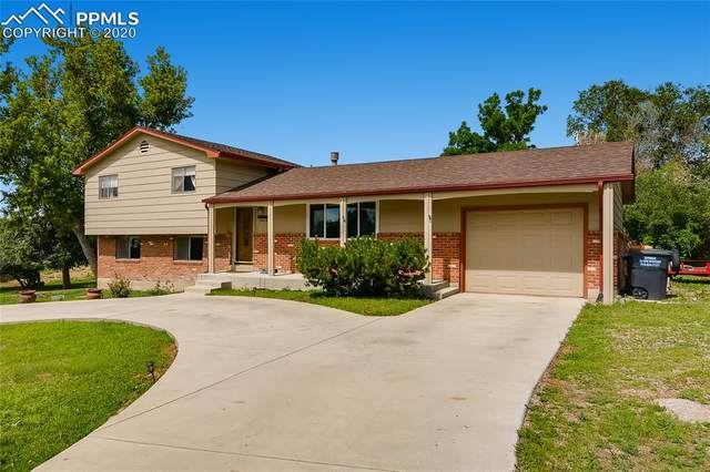 5420 Silver Drive, Colorado Springs, CO 80918 (#6294555) :: 8z Real Estate