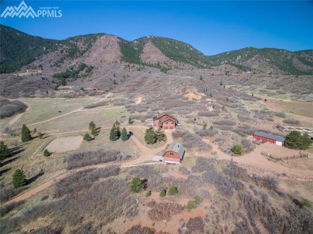 4210 Green Mountain Drive, Colorado Springs, CO 80921 (#6296897) :: 8z Real Estate