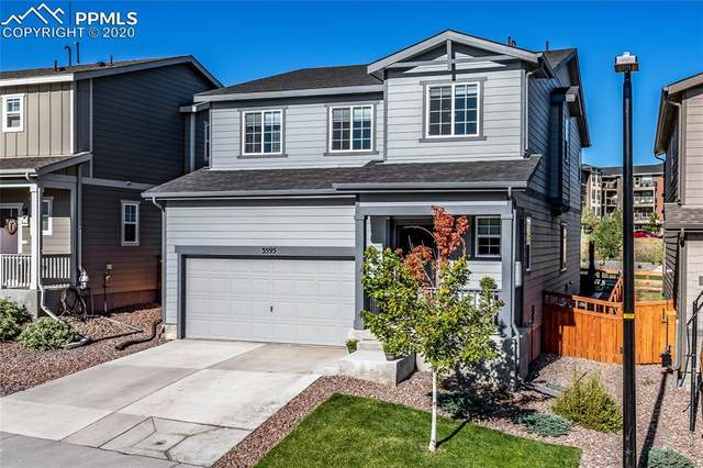 3595 Evening Place, Castle Rock, CO 80109 (#6325626) :: 8z Real Estate