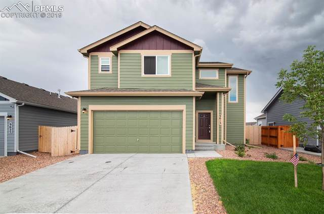 9615 Rubicon Drive, Colorado Springs, CO 80925 (#6355518) :: The Daniels Team