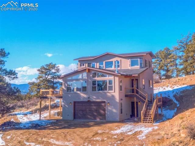 507 Drees Drive, Florissant, CO 80816 (#6356633) :: Venterra Real Estate LLC