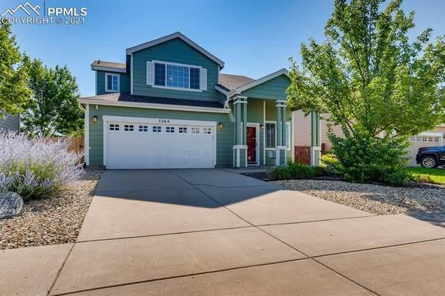5264 Mountain Air Circle, Colorado Springs, CO 80916 (#6360818) :: Venterra Real Estate LLC