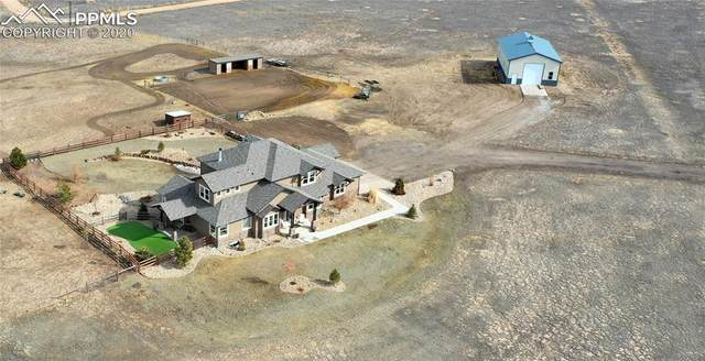 11065 Cave Spring Road, Franktown, CO 80016 (#6365524) :: Action Team Realty