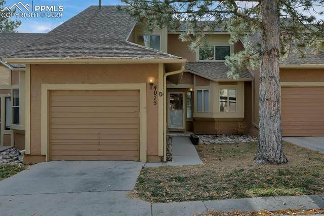 4075 Autumn Heights Drive Unit D, Colorado Springs, CO 80906 (#6396221) :: Action Team Realty