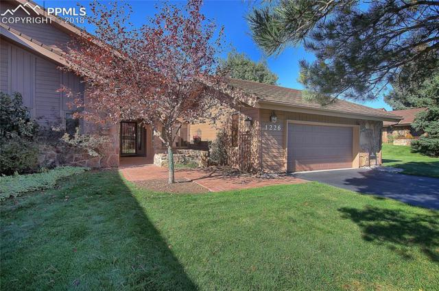 1226 Hill Circle, Colorado Springs, CO 80904 (#6404173) :: Fisk Team, RE/MAX Properties, Inc.