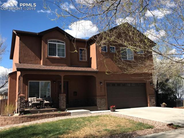 711 W Cucharras Street, Colorado Springs, CO 80905 (#6425933) :: The Hunstiger Team
