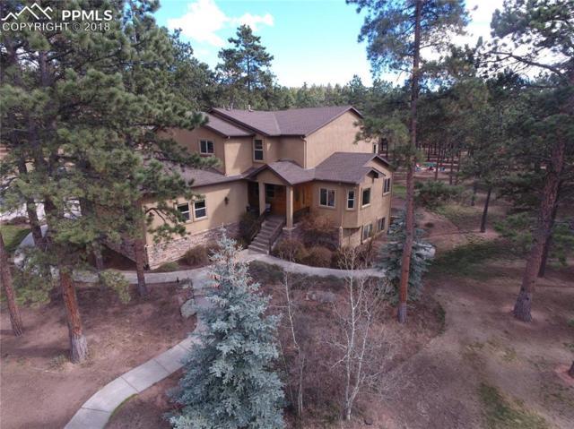 450 Fairfield Lane, Woodland Park, CO 80863 (#6442016) :: 8z Real Estate